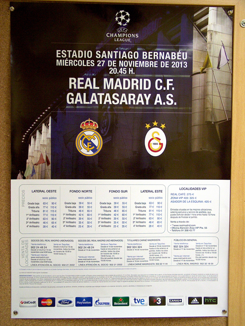 Real Madrid Memorabilia