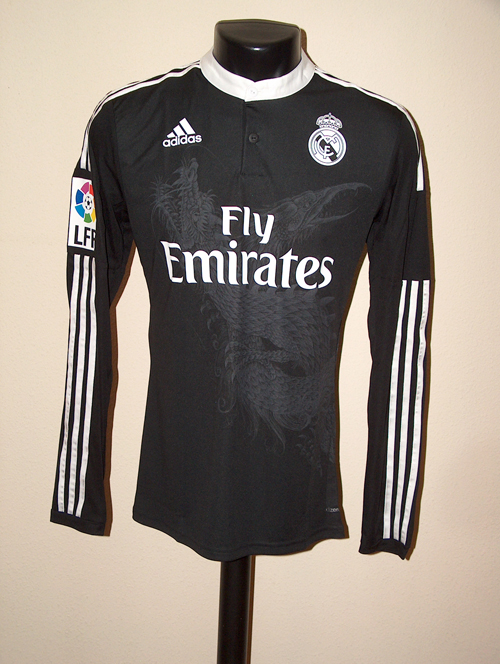 bb5632bd5 Spanish League 14-15. Away Shirt. Bale. Real Madrid ...