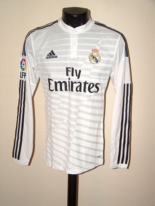 1bf7304ba Spanish League 14-15. Home Shirt. Chicharito. Real Madrid ...